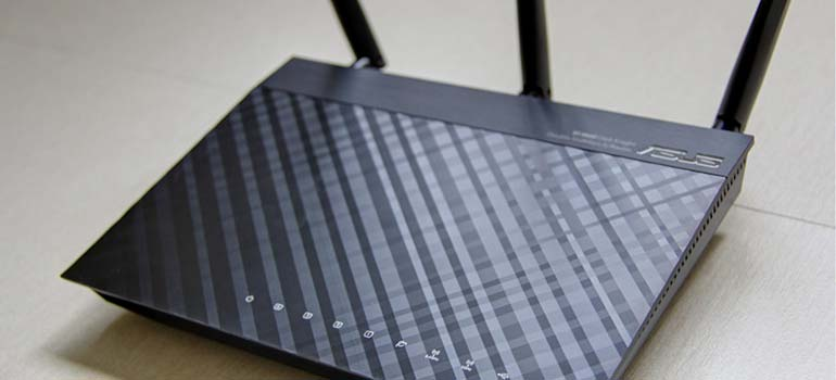 ASUS RT-N66U Dual-Band Wireless-N900 Gigabit Router of 2019