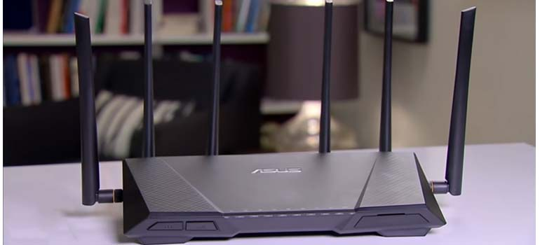 Asus RT-AC3200 Tri-Band Router - Best Tri Band WiFi Router of 2017
