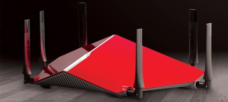 D-Link AC3200 Ultra Tri-Band Wi-Fi Router (DIR-890L-R)