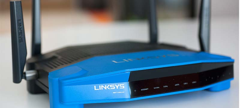 Linksys WRT 1900 AC - The Best Wireless Routers of 2017