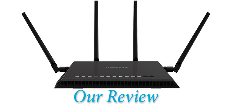 Netgear Nighthawk X4S Smart Wi-Fi Router (R7800)