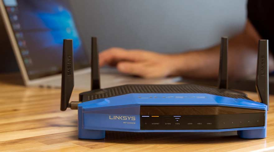 Linksys WRT3200ACM - The best Wireless router for DD-WRT installation