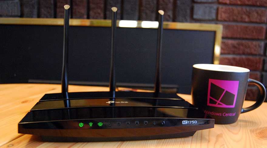TP-Link Archer C7 - Best DD-WRT wireless router for home use